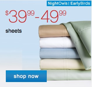 $39.99 - 49.99 sheets. Shop now.