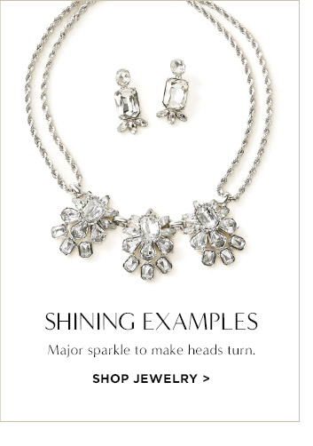 SHINING EXAMPLES | SHOP JEWERLY