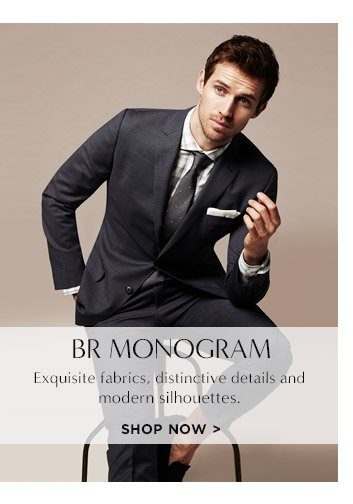 BR MONOGRAM | SHOP NOW