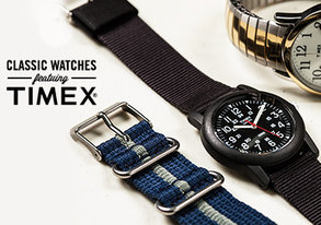Shop NEW: Classic Timex Watches