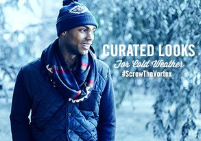 Shop Curated Looks for Cold Weather