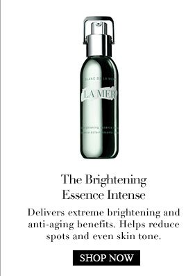 The  Brightening Essence Intense Delivers extreme brightening and anti-aging  benefits.  Helps reduce spots and even skin tone.