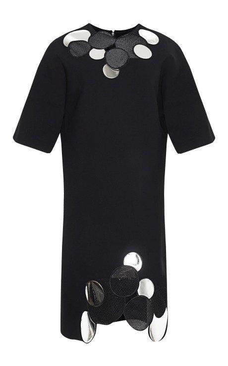 Molecule V-Neck Dress