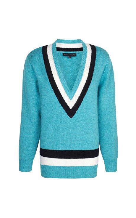 Leanne Merino Wool Oversized Sweater