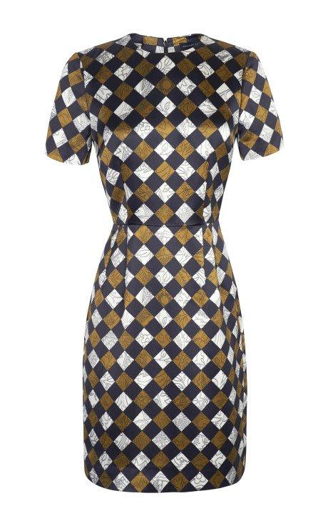 Helen Short Sleeve Dress