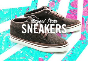 Shop Buyers' Picks: Sneakers