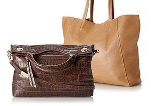 The Classic Brown Leather Bag