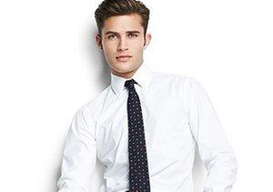 Crisp Cuts: Button-Up Shirts