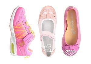 Shop by Color: Pink Kids' Shoes