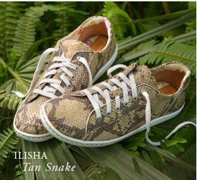 Ilisha - Tan Snake
