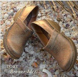 Toby - Bronze Metallic