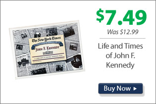 Life and Times of John F. Kennedy