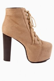 Iman Lace Up Boot 64