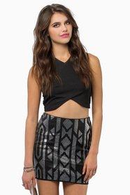 Bianca Mini Skirt 30