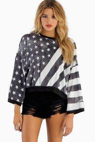 Free and Brave Sweatshirt 42