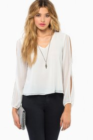 Slightly Showing Blouse 36