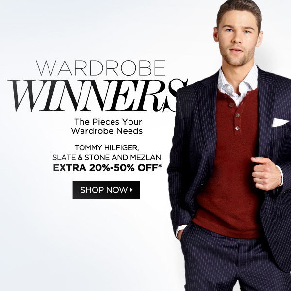 Wardrobe Winners