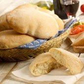 Mollete Artisan Bread