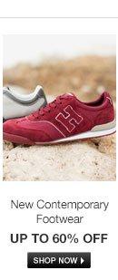 New Contemporary Footwear