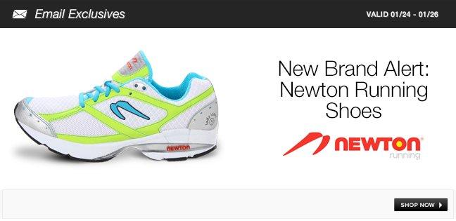 New Brand Alert: Newton Running Shoes