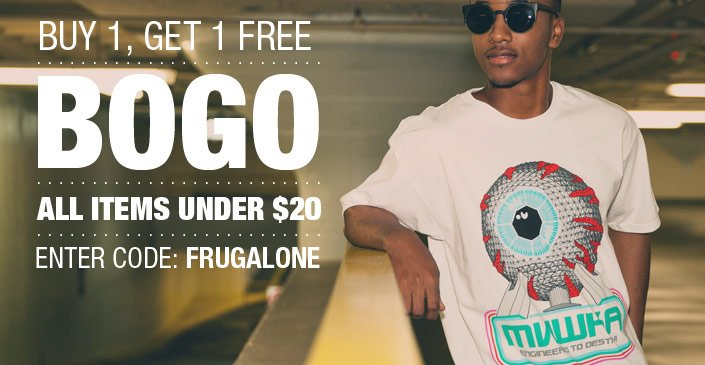 Check out the Frugal Friday on PLNDR.com