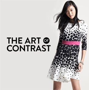 THE ART of CONTRAST