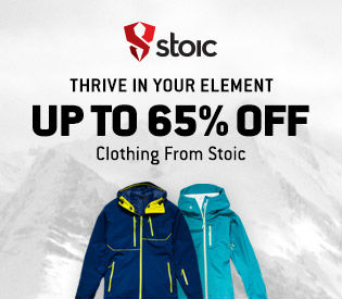 Up to 65% Off Stoic Clothing