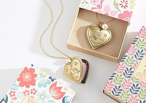 Fit for a Princess: Jewelry & Boxes