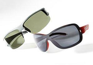 Sunglasses feat. Porche Designs