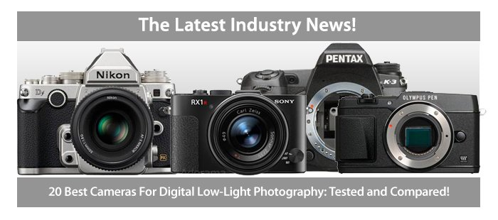 Adorama - The Latest Industry News!