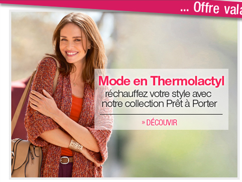 Mode en Thermolactyl