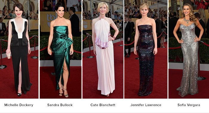 Red Carpet Look - Browse Gowns