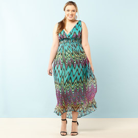 Stunning for Spring: Plus-Size Apparel