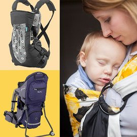 Take Your Pick: Baby Carriers