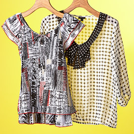 Print Perfection: Women's Apparel