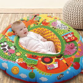 Activity Time: Infant Toys
