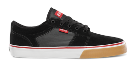 Barge LS, Black/Red