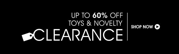Up To 60% Off Toys & Novelty