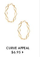Curve Appeal - $6.95