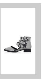 KANDY STRAP BUCKLE SHOES