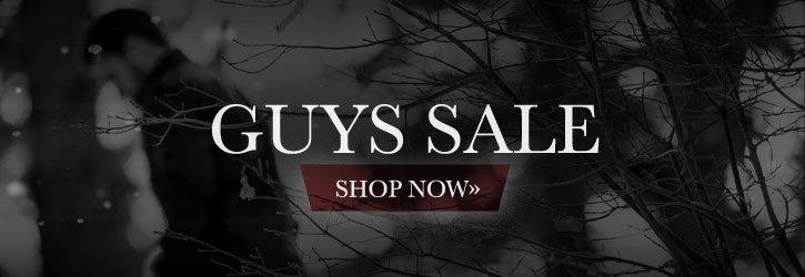 Guys Sale