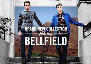 Shop Brand New Bellfield Collection