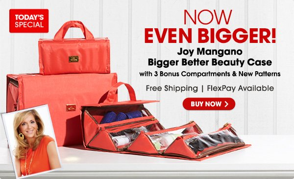 Biggest and Best Beauty Case Set Ever with 3 Bonuses!