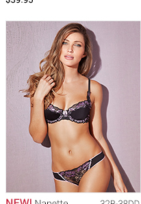 Nanette lingerie set