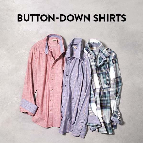 BUTTON-DOWN SHIRTS