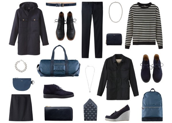 A.P.C. - FREE SHIPPING