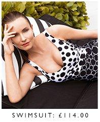Miraclesuit Swimsuit £114.00