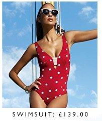 Swimsuit £139.00