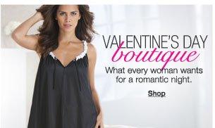 Valentines boutique