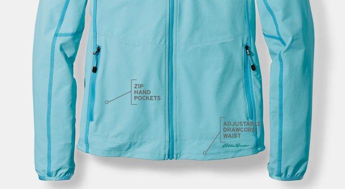 Women's Sandstone Jacket